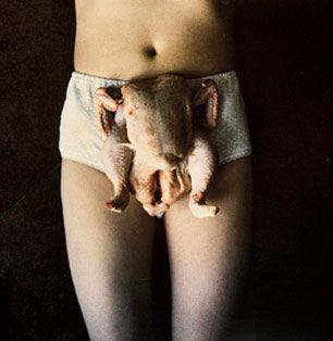 chicken-knickers-sarah-lucas